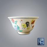 成化斗彩鸡缸杯